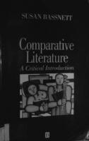Bassnett Susan Comparative Literature