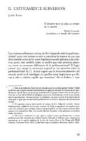 Butler, Judith CríTicamente Subversiva(2002)