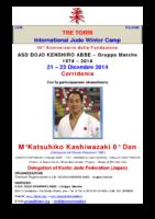 Info Programma E Costi Winter Camp 2014