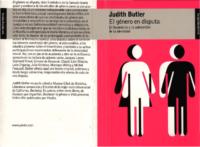 [Livro]+El+Gã Nero+En+Disputa+(Judith+Butler)
