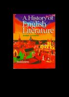 [Michael Alexander] A History Of English Literatur