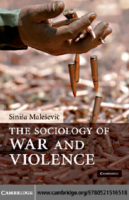 'the Sociology Of War And Violence