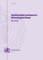 021. Antimicrobial Resistance İn Neisseria Gonorrhoeae