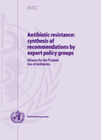 187. Antimicrobial Resistance Recommendations Of Expert Polic