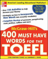 400 Must Have Words For The Toefl New Words