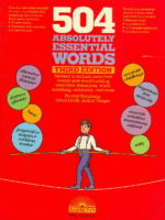 Absolutely Essential Words 3Rd Edition(Barrons)