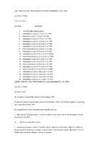 Civil Procedure Code Amendment 2018 Punjab