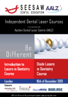 16Th Of December London Introduction To Lasers İn Dentistry And Diode Lasers İn Dentistry Course