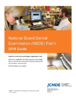2019 Nbde Partı Guide
