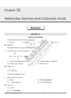 Aldehyde Ketone Carbohydrates