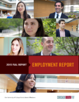 Booth Mba Employment Full Report