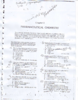 Chapter2 (Pharmaceutical Chemistry)