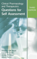 Clinical Pharmacology & Theraputics Self Assesment 3E 1