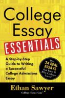 Ethan Sawyer College Essay Essentials A Step