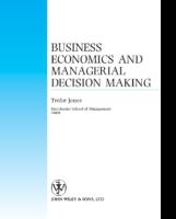 [Trefor Jones] Business Economics And Managerial D