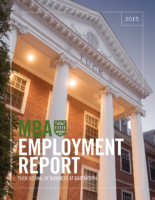Tuck Employment Report 2015
