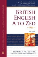 British English A To Z