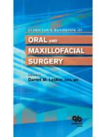 Clinicians Handbook Of Oral And Maxillofacial Surgery Laskin