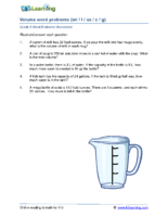 Convert Units Word Problems 2