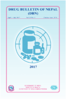 Drug Bulletin Of Nepal 28 3