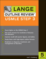 Lange Outline Review Usmle Step 3, 5Th Edition