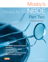 (National Board Dental Examination) Coll. Mosbyâ S Review For The Nbde Part Two Mosby (2014)