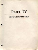 Kaplan Nbde I Biochemistry