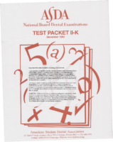 Nbde Iı Test Packet Iı K (1993)
