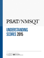 2015 Psat Answer Keys