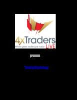 4Xtl Trading Psychology