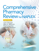 Comprehensive Pharmacy Review for naplex CPR