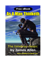 [James Allen] As A Man Thinketh