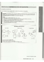 Sat Math Practice Tests-‏‏Barron's Math Workbook 2