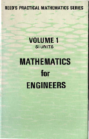 1 Vol 01 Reed's Mathematics For Engineers