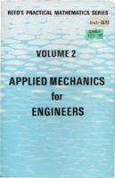 2 Vol 02 Reed's Applied Mechanics For Engineers