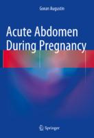 Acute Abdomen During Pregnancy 2014