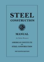 Aısc Steel Construction Manual 15Th Ed 2017