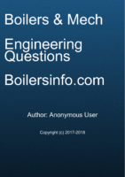 Boiler & Mechanical Engineering Question Book