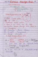 Extrinsic Hemolytic Anemia
