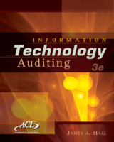 Information Technology Auditing And Assurance By Hall 3E